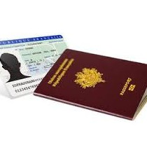 lien - Carte nationale d'identité - Passeport